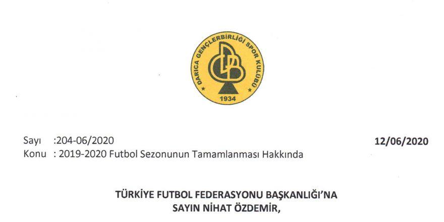 Arif Gülen'den Nihat Özdemir'e Açık Mektup
